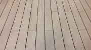 彩木ウッドデッキ新方式の表現力