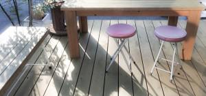 天然木材の塗料の注意点(後編)