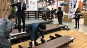 あやかの彩木探訪!<br>彩木の解説と施工実演の動画です