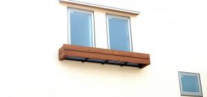 窓下を飾る彩木フラワーボックス(後編)