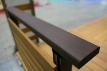 彩木デッキレールの4種類を紹介