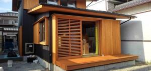 彩木デザインラボ03<br>擬木で魅せる和風住宅