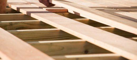腐らないウッドデッキ用木材の特徴や腐りにくくするコツを紹介!