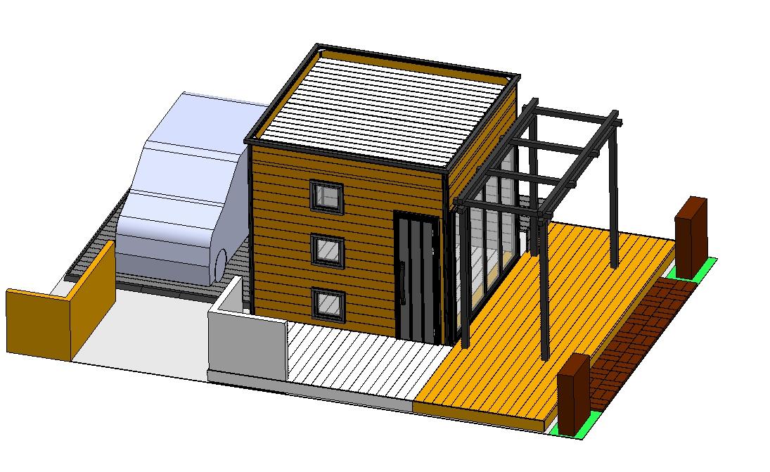 建築建材展2021に出展します