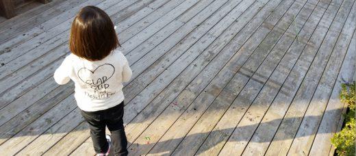 子供が安全に楽しめるウッドデッキを作るためのポイント&注意点
