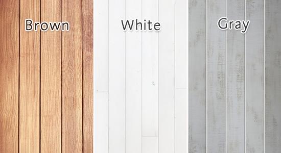 ウッドデッキをおしゃれに見せる色3選
